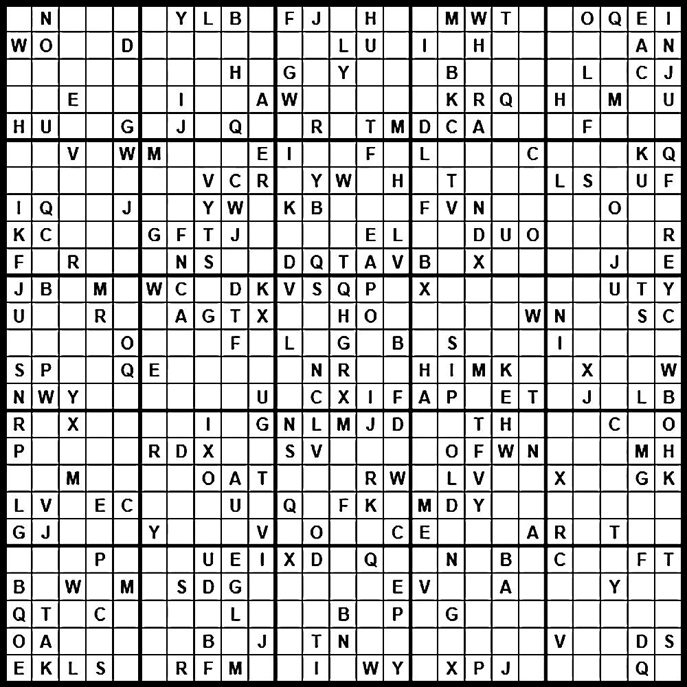 Sudoku: Einstein Level